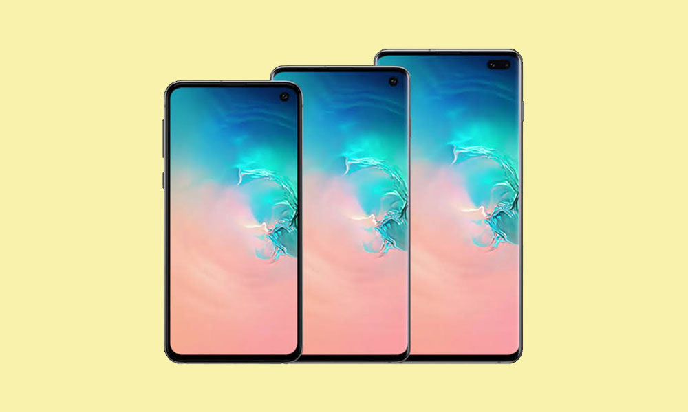 One UI 2.0 Android 10 Beta 3 update rolling out for Galaxy S10e, S10, and S10 Plus