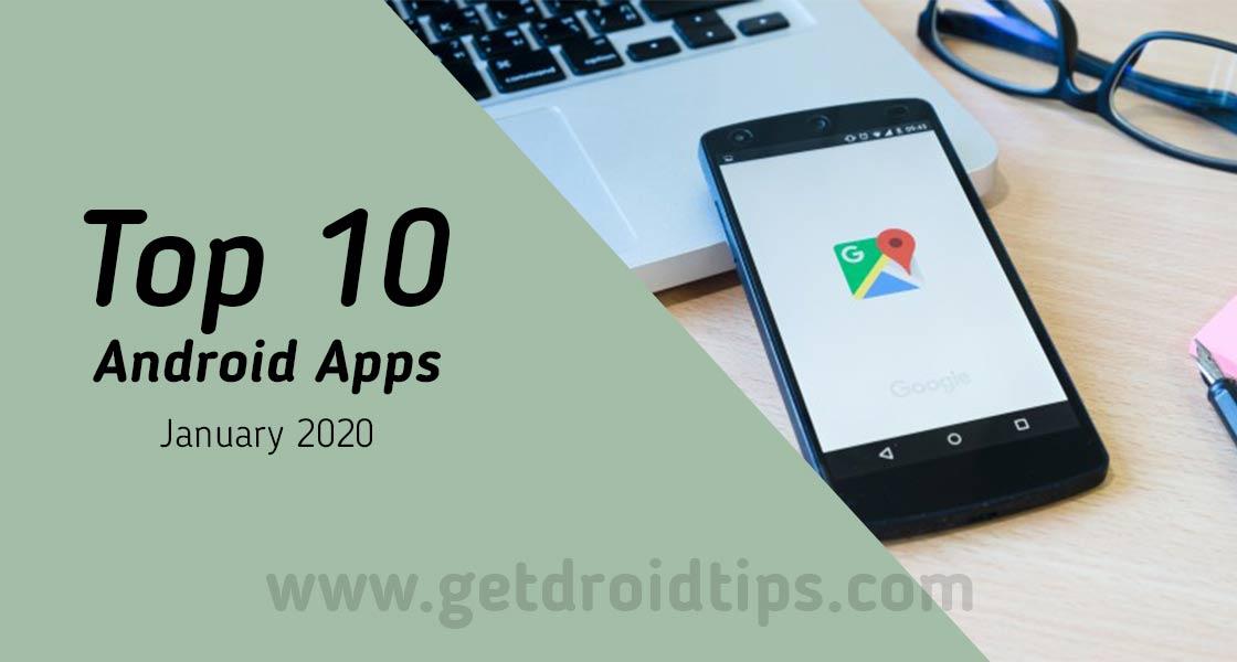 Las 10 mejores aplicaciones de Android nuevas y frescas para enero de 2020