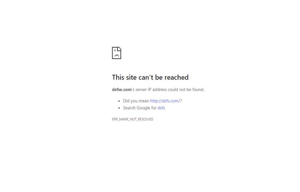 Las 13 formas principales de arreglar este sitio no se pueden alcanzar la conexión ¿Se restableció el error?