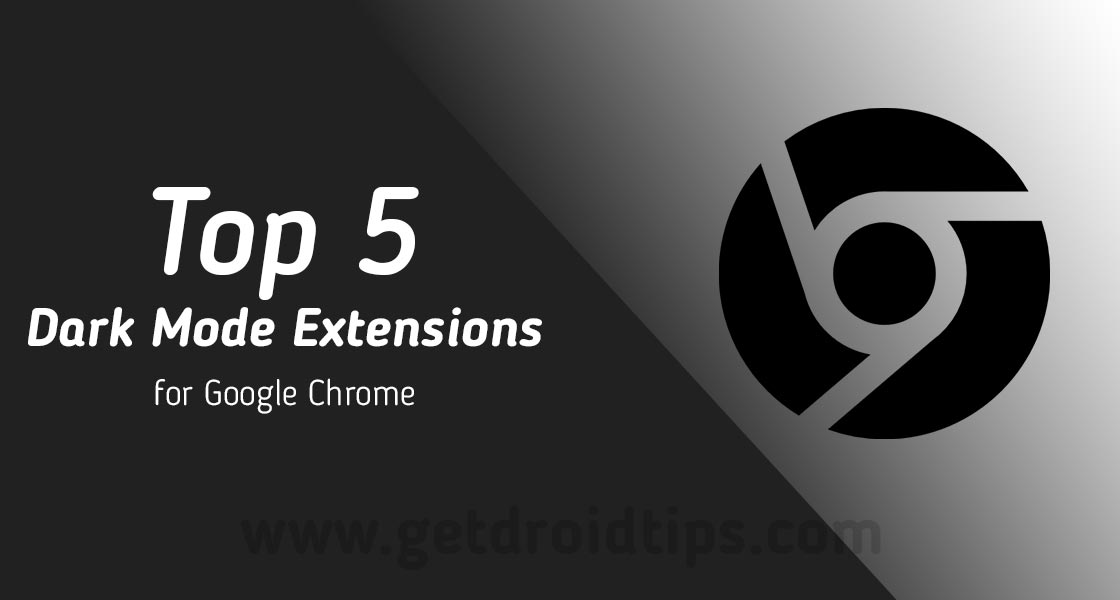 Top 5 Dark Mode Extensions for Chrome Browser