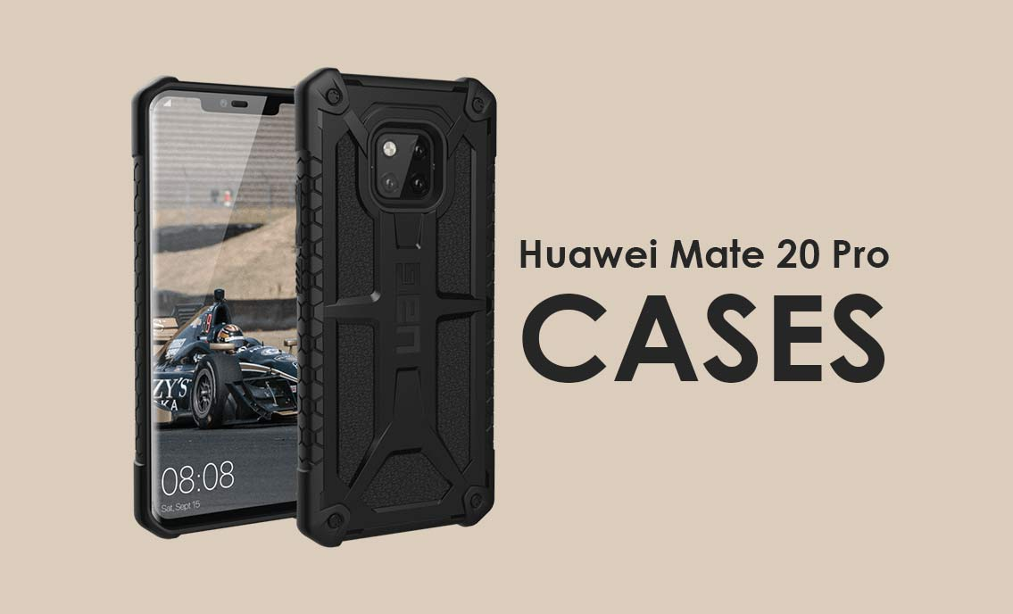 Best Huawei Mate 20 Pro cases, covers, and tempered glasses