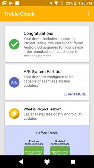 Las series Sony Xperia XZ2 y XA2 admiten oficialmente actualizaciones perfectas