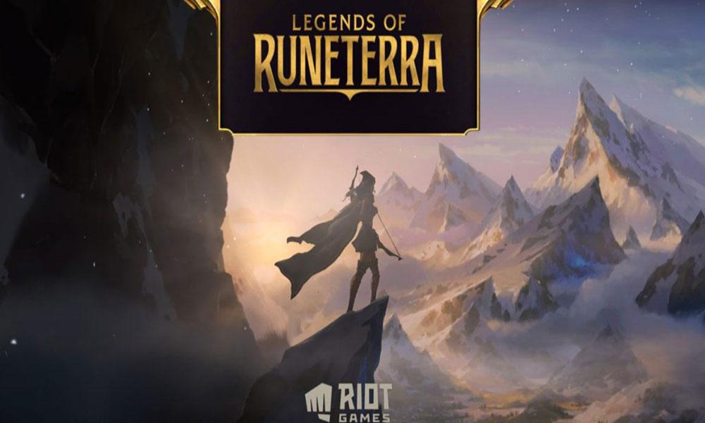 Legends of Runeterra Unexpected Error Expedition Entry Pending: Fix?