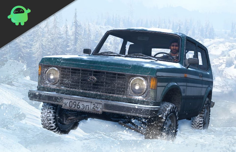 All Vehicles list in Snowrunner: Scouts and Haulers