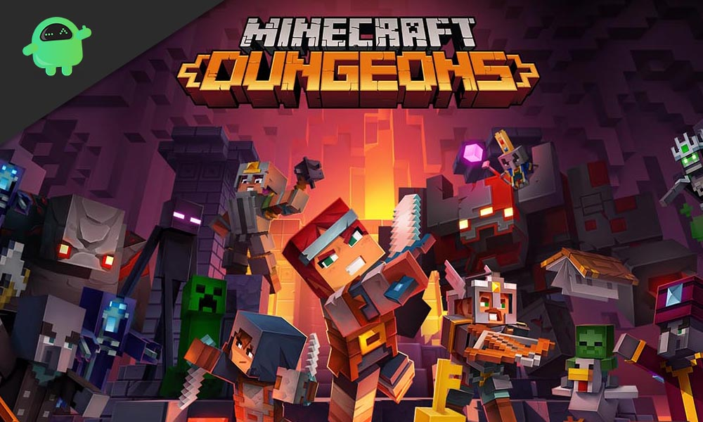 All Minecraft Dungeons Trophy List
