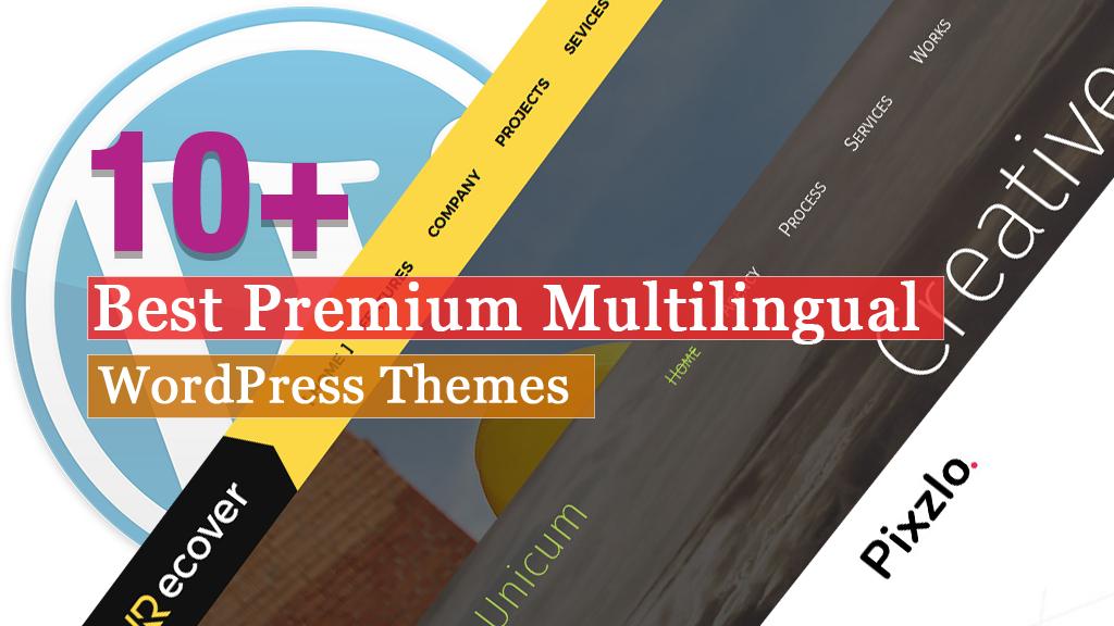 Los mejores temas premium multilingües de WordPress