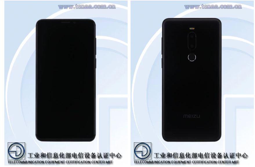 Meizu M8 apareció en TENAA, revela especificaciones