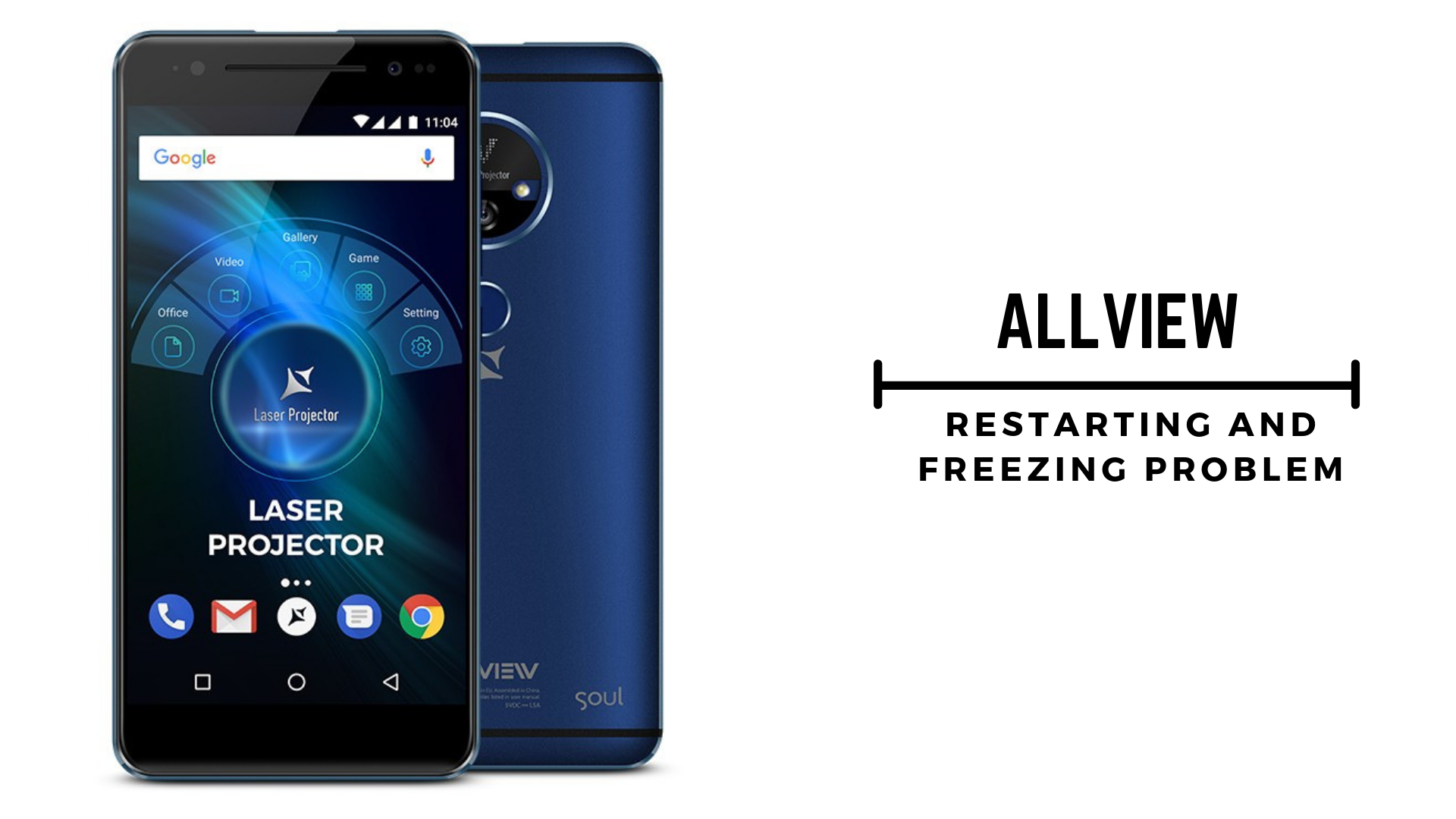 Methods To Fix Allview Restarting And Freezing Problem