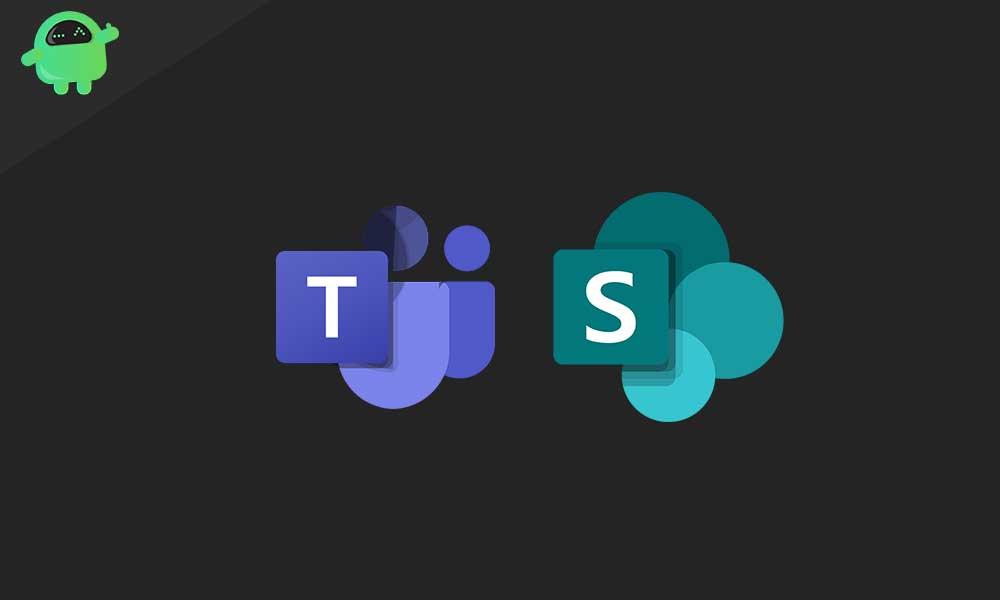 Microsoft Teams vs Sharepoint Teams