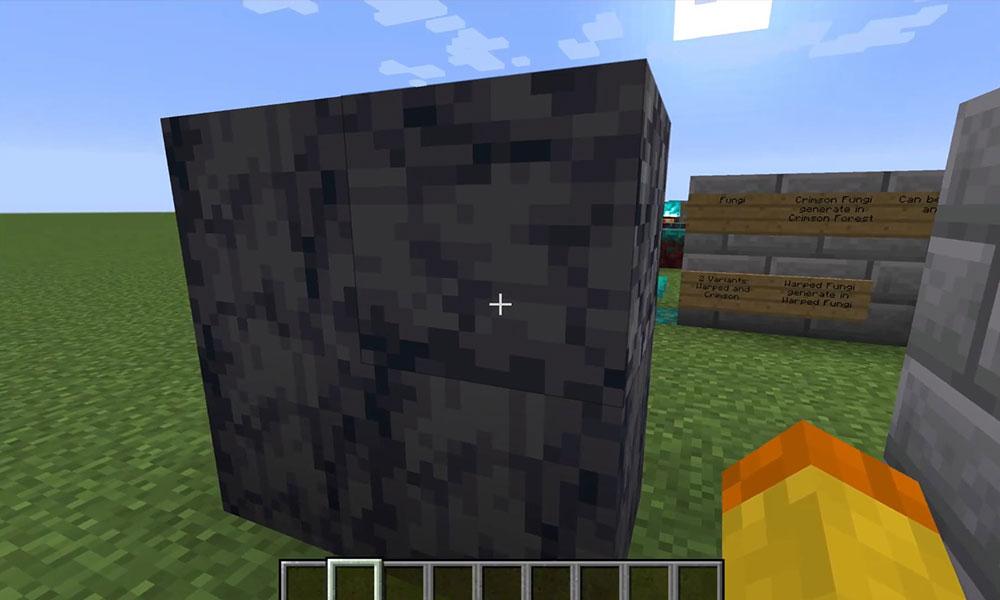 Minecraft Basalt: Where Can You Find Basalt In Minecraft 1.16?