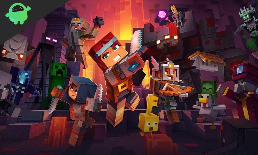 Minecraft Dungeons DLC Jungle Awakens: Release Date