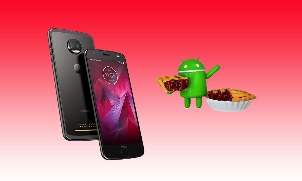 Moto Z2 Force gets Android Pie update Verizon 5G, supports Moto Mod