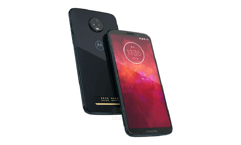 Moto Z3 Play receives Android P Closed Beta Update
