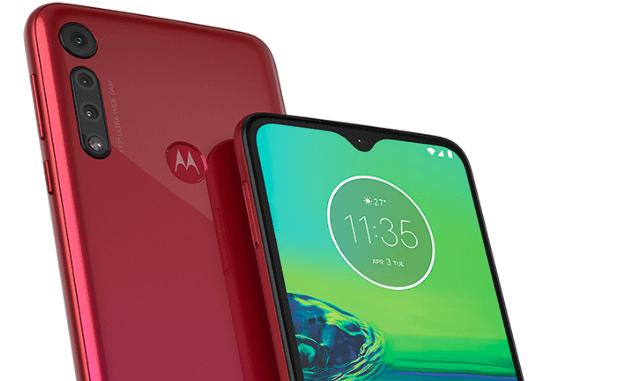 Motorola G8 potencia para presentar Snapdragon 665 y configuración de cuatro cámaras