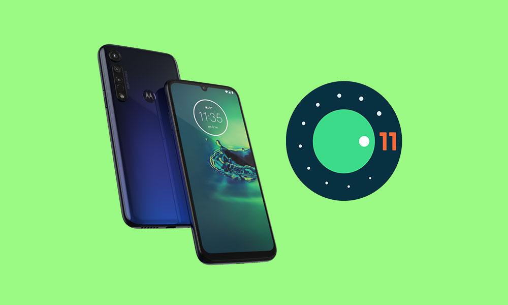 Motorola Moto G8 Plus Android 11 Update Status: Release Date?