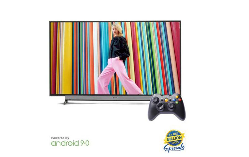 Motorola TV lanzado en India con Android TV 9.0