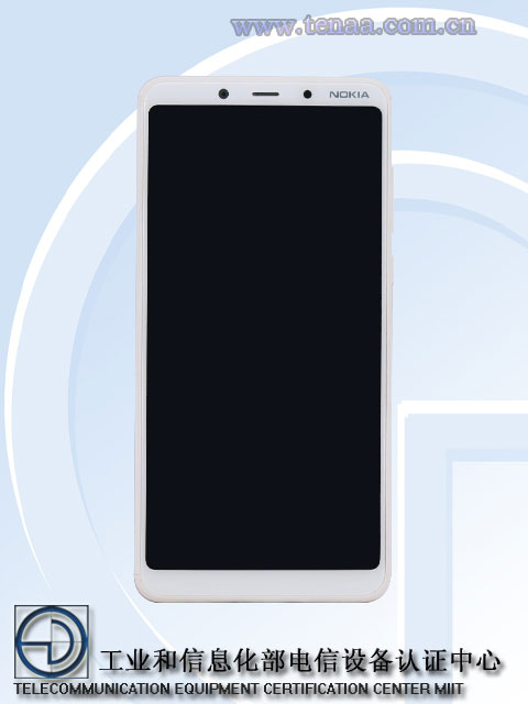 Nokia 3.1 Plus appeared on TENAA, could be launched in China soon