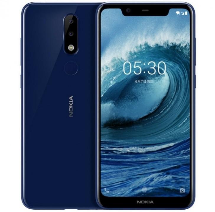 Nokia 5.1 plus Releases in India