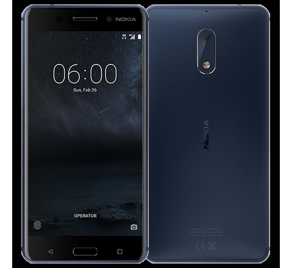 Nokia 6 comienza a recibir la actualización de Android 9.0 Pie