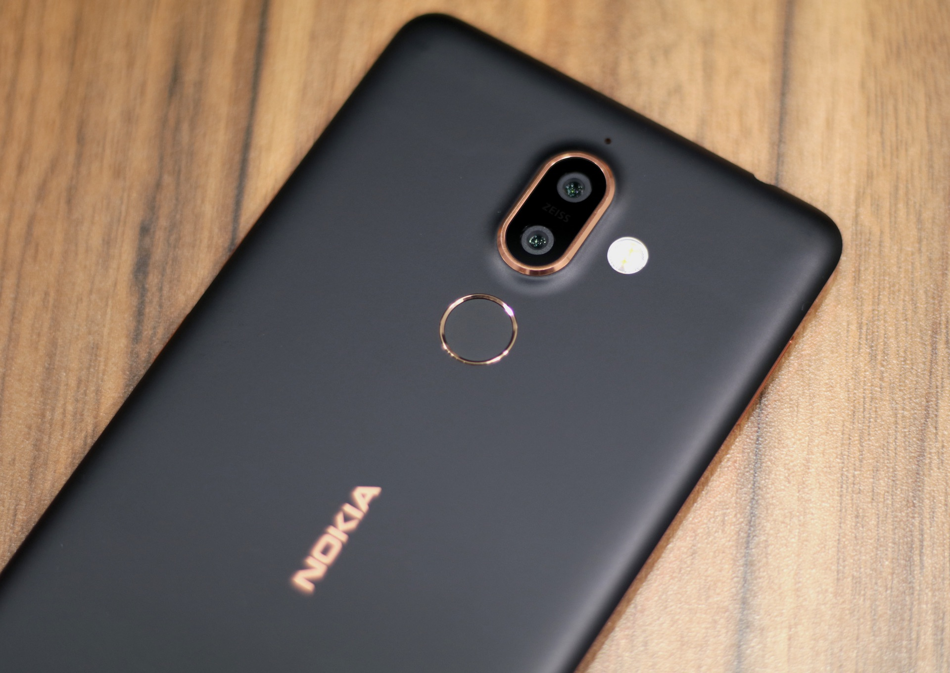 Nokia 7 Plus finally receiving Android 9 Pie update