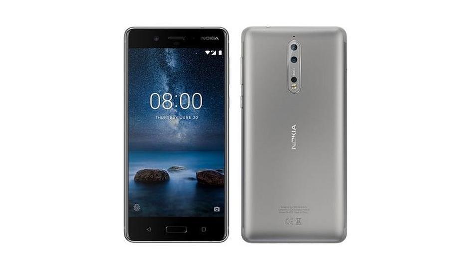 Nokia 8 comienza a recibir la actualización de Android 9.0 Pie