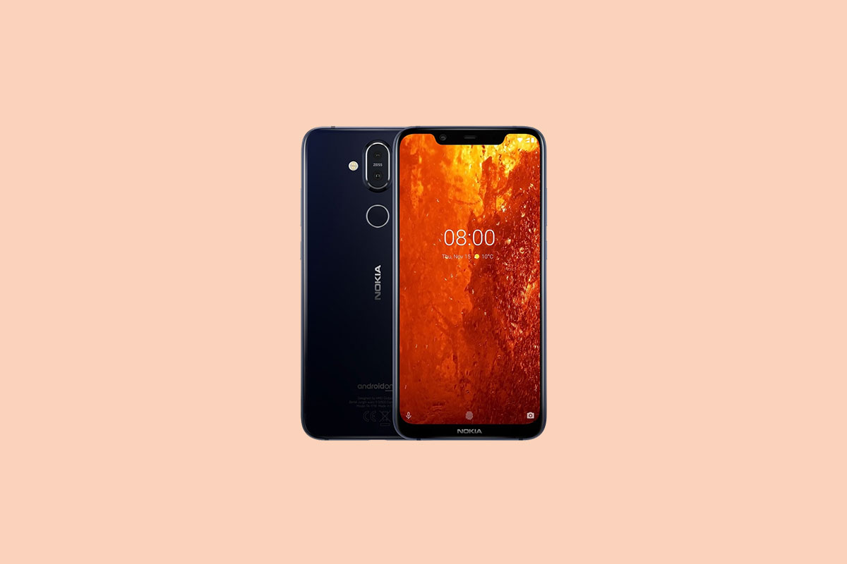 Nokia 8.1 September 2019 Security Patch is available now