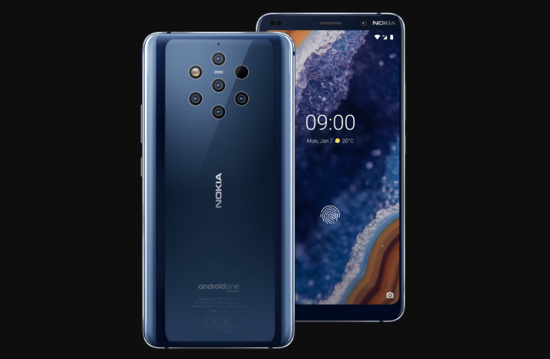 Nokia 9 PureView with penta-lens setup is here