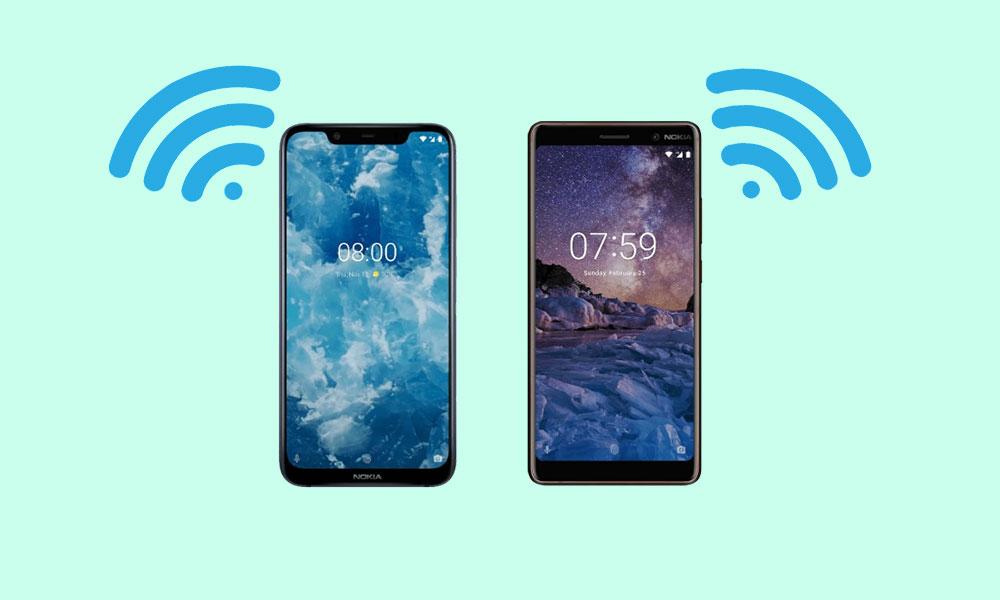 Nokia WiFi Calling - VoWiFi supported device: added Nokia 7.1, 7 Plus, Nokia 8.1 & 6.1 Plus