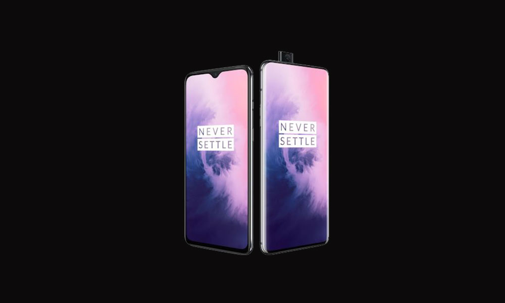 OnePlus released kernel source code for OnePlus 7 and 7 Pro