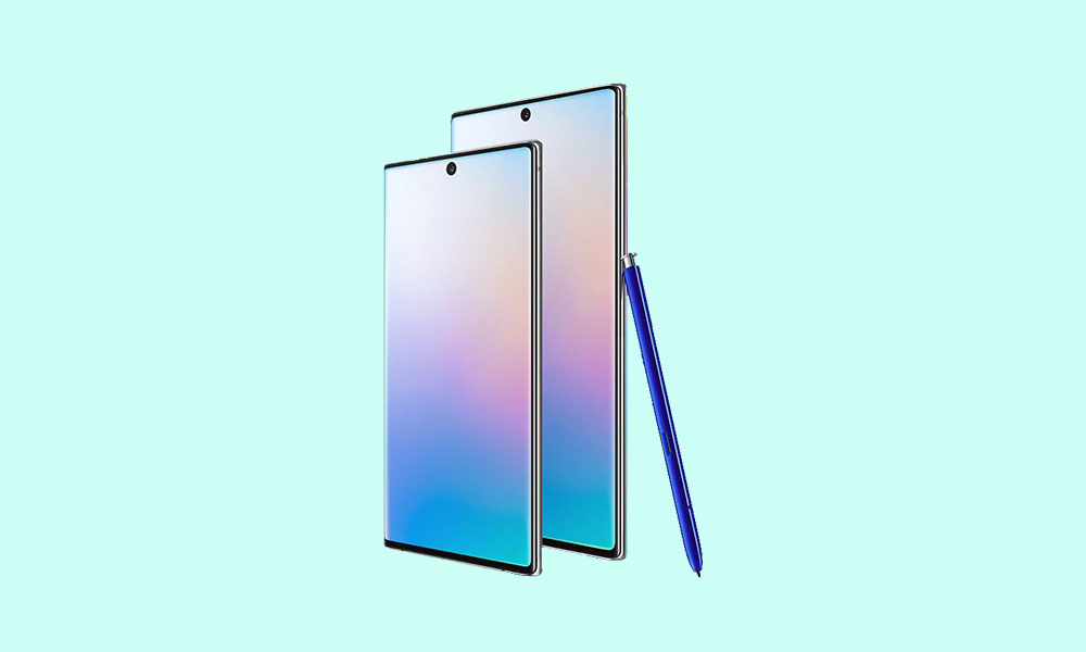 OneUI 2.1 is now live for Galaxy Note 10 Plus in Germany