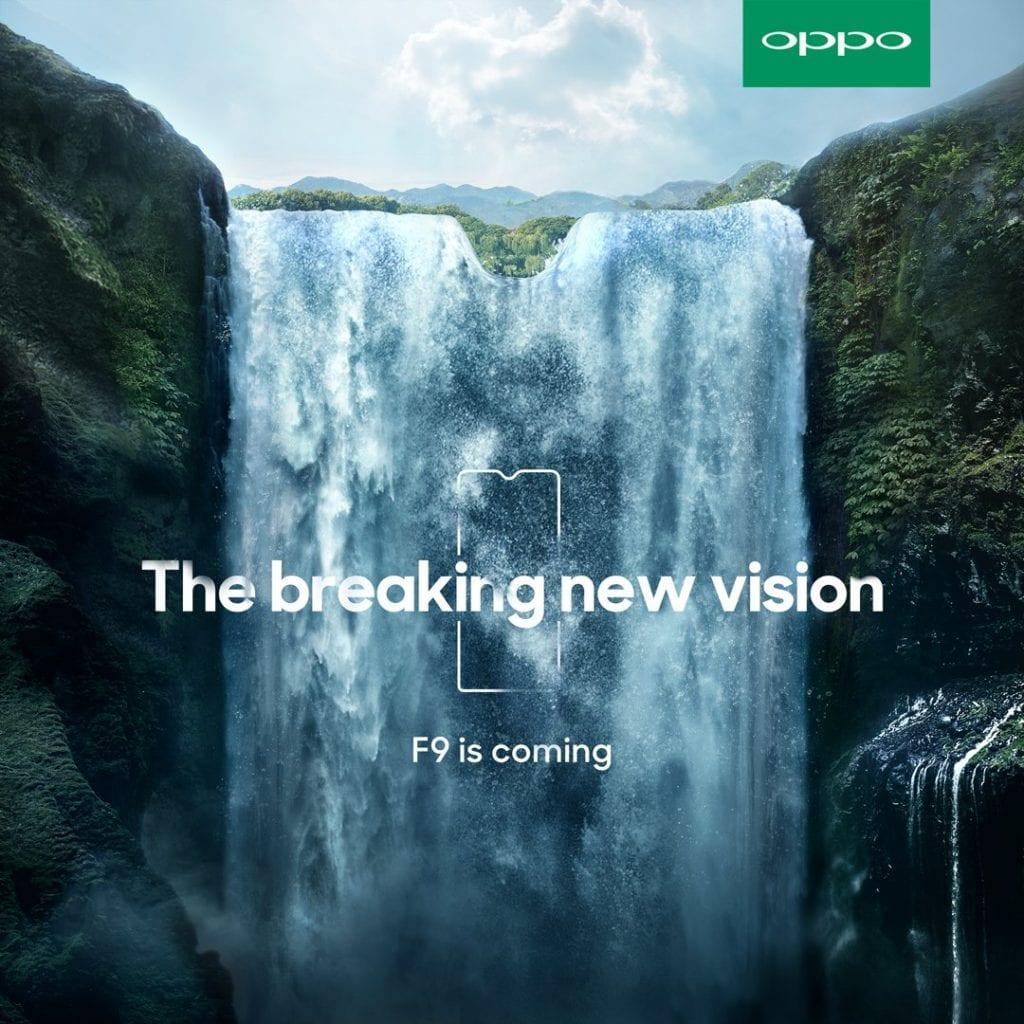 Oppo F9 se espera que sea el primer teléfono del mundo con Gorilla Glass 6;  Ver más especificaciones aquí
