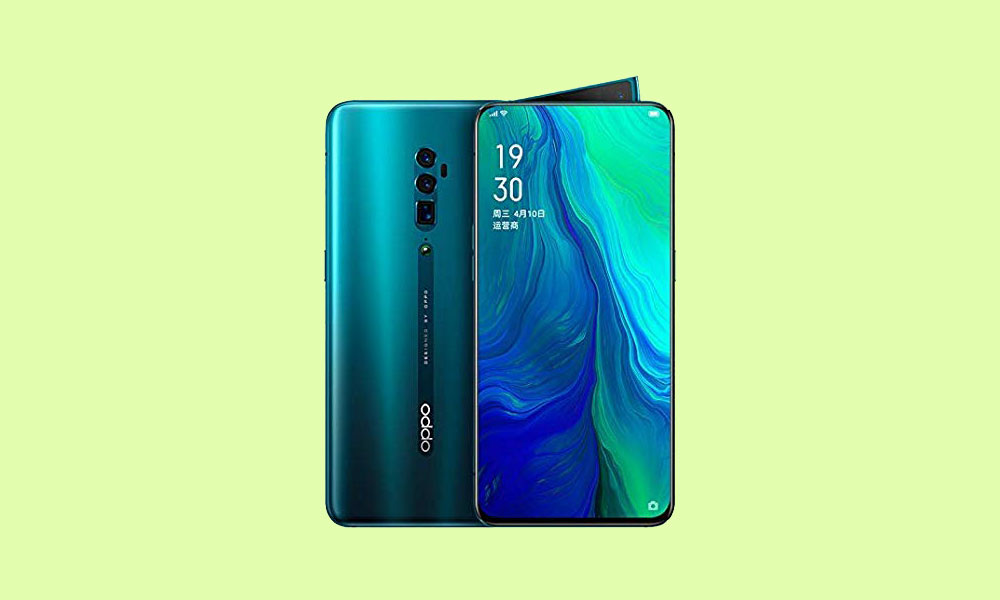 Oppo Reno 10X September 2019 Security patch: CPH1919EX_11_A.13