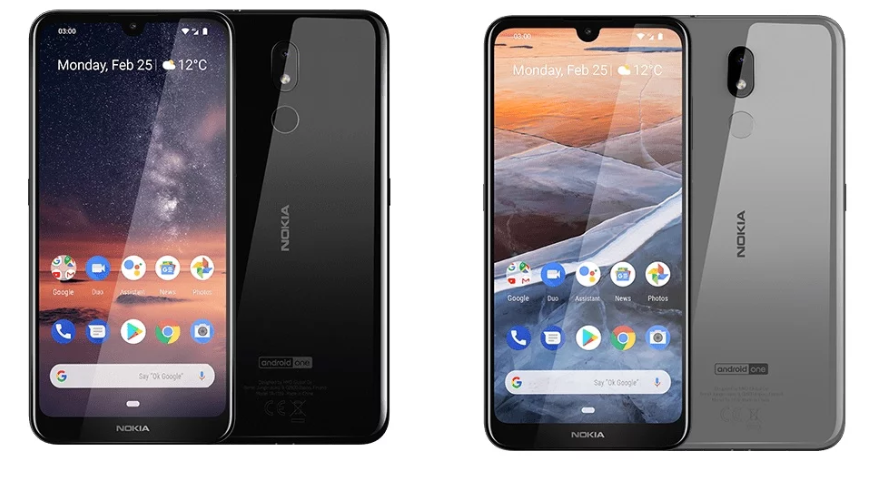 First selfie notch Nokia phones- Nokia 3.2 and Nokia 4.2 at $139 starting price