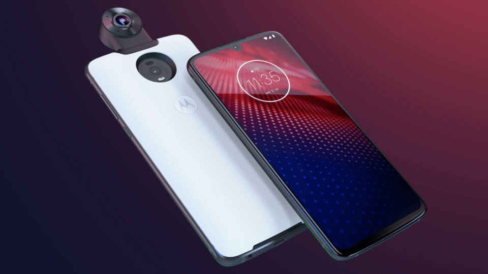 Motorola Moto Z4 Bluetooth issue