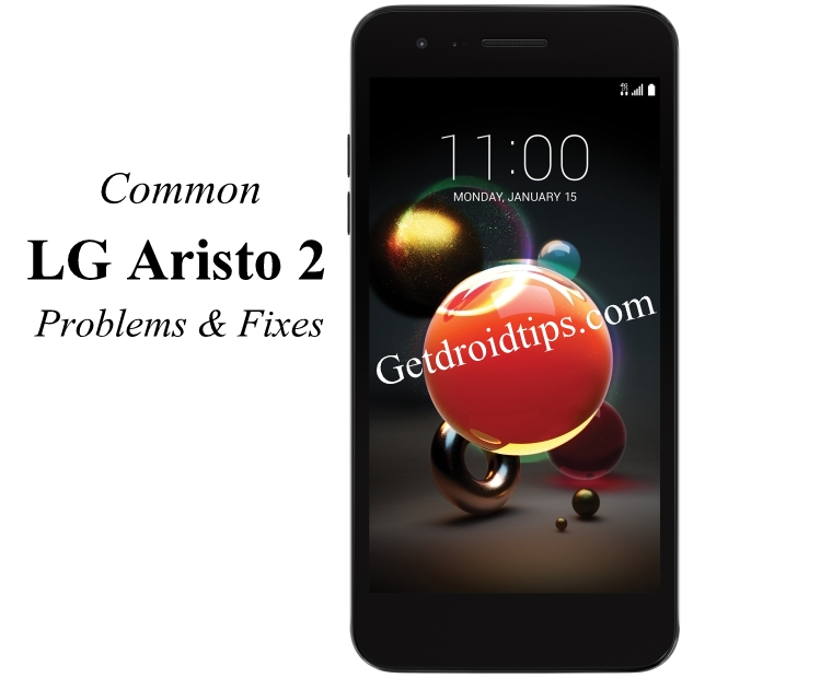 common LG Aristo 2 problems and fixes