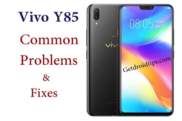 Problemas y soluciones comunes de Vivo Y85: Wi-Fi, Bluetooth, cámara, SIM y más
