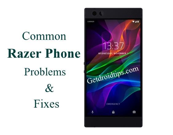 Problemas y soluciones comunes del teléfono Razer: Wi-Fi, Bluetooth, cámara, SIM y más