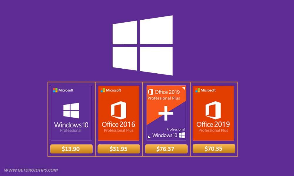 Promoción Goodoffer24 Spring: Windows Pro 11.89 $, Office 2016 Pro 26.93 $ y más