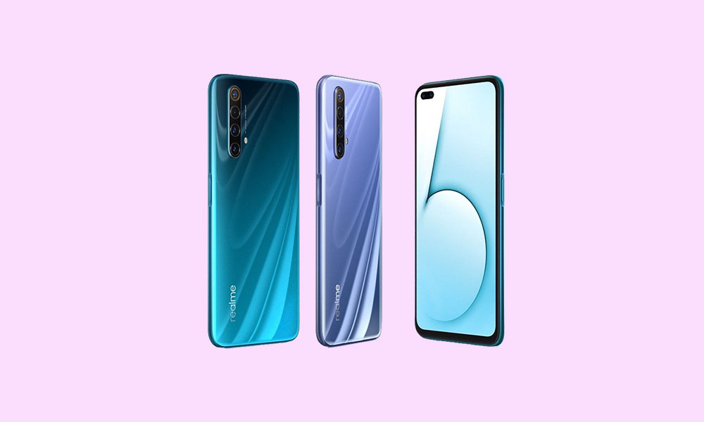 Download Realme X50 5G February 2020 Patch: RMX2051_11.A.09