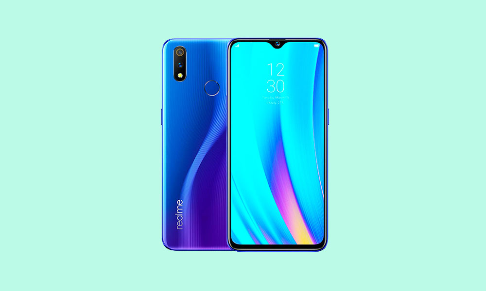 Realme 3 Pro September 2019 Security patch rolling: RMX1851EX_11.A.19