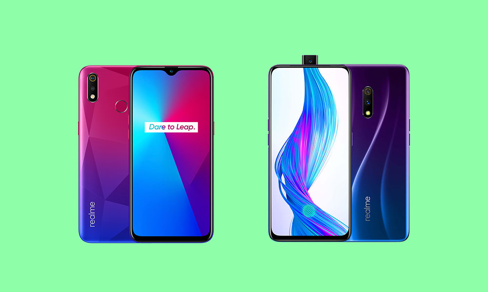 Realme 3i and Realme X launched in India, Specifications, Price Details