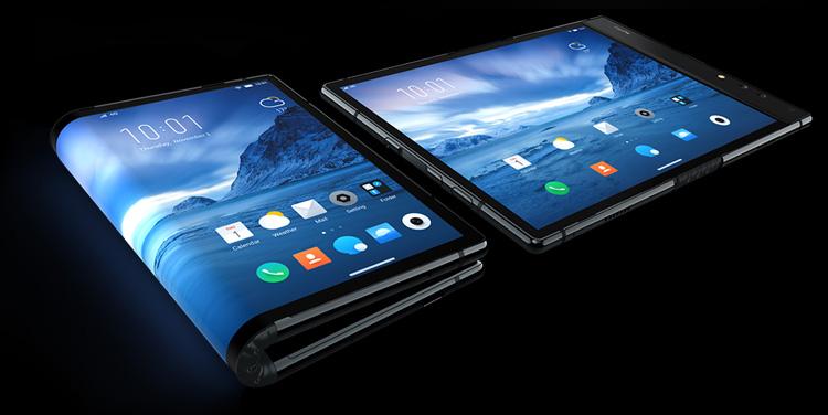 Royole FlexPai: el primer teléfono inteligente plegable que puedes comprar
