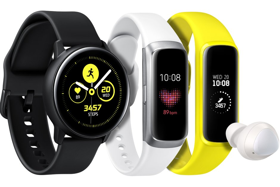 Samsung Galaxy Fit brings new appeal to the wearable lineup