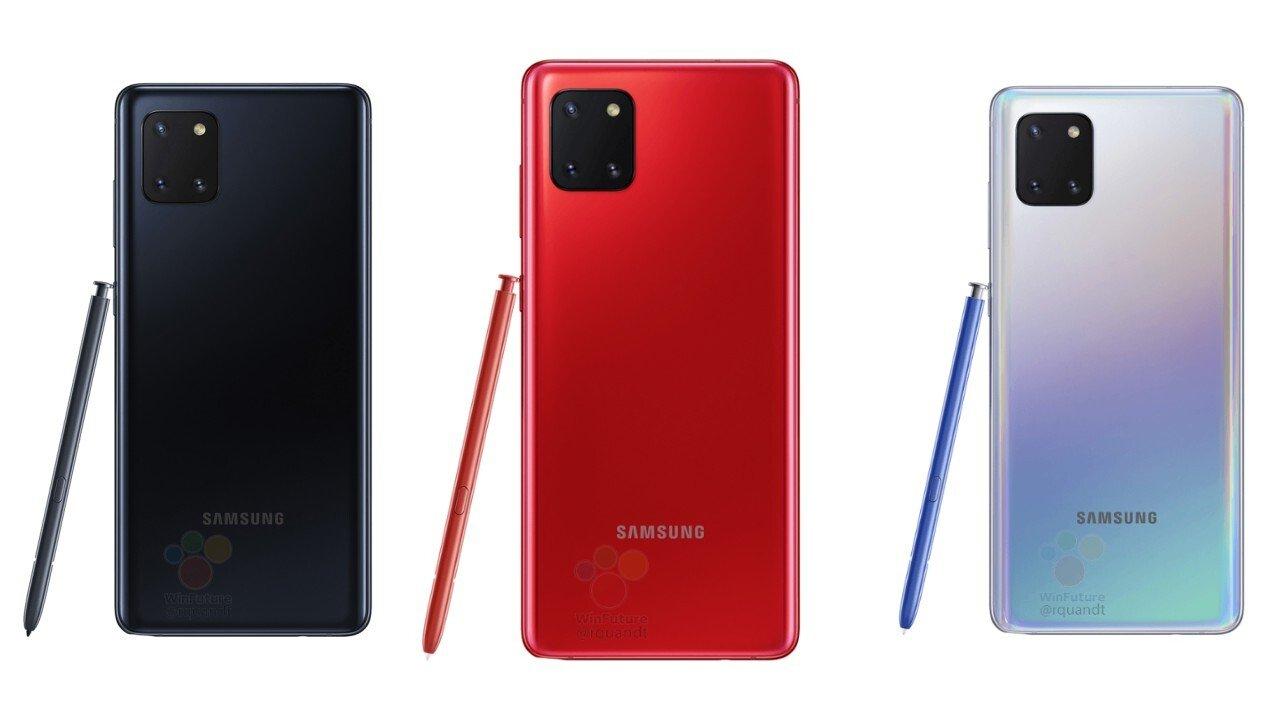 Samsung Galaxy Note 10 Lite lanzado en India;  ¡Comienza en Rs 38,999!