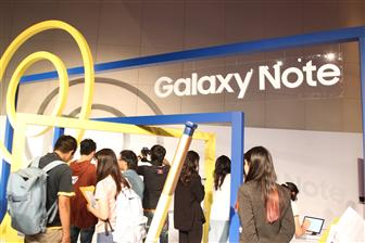 Samsung Galaxy Note 9 en Taiwán