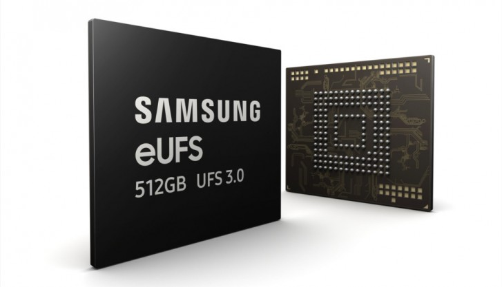 Samsung begins mass production of the world