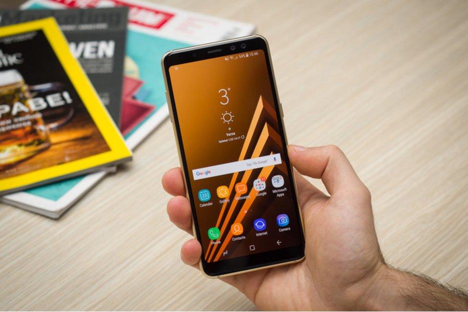 Samsung está desarrollando un dispositivo Galaxy A con chip Snapdragon 845