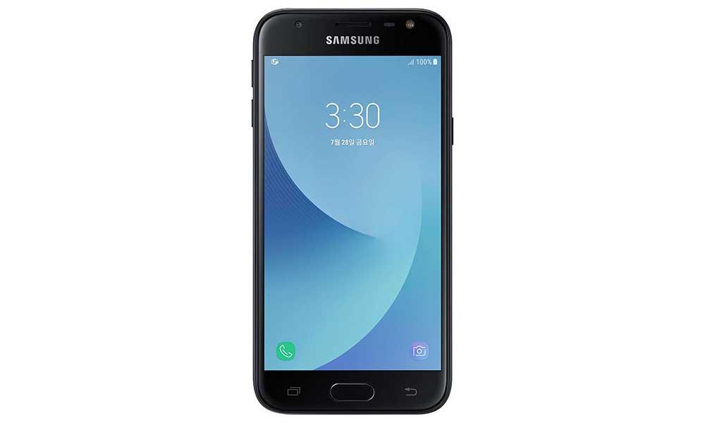 Samsung finalmente comenzó a lanzar Android 8.0 Oreo para el dispositivo Galaxy J3 2017