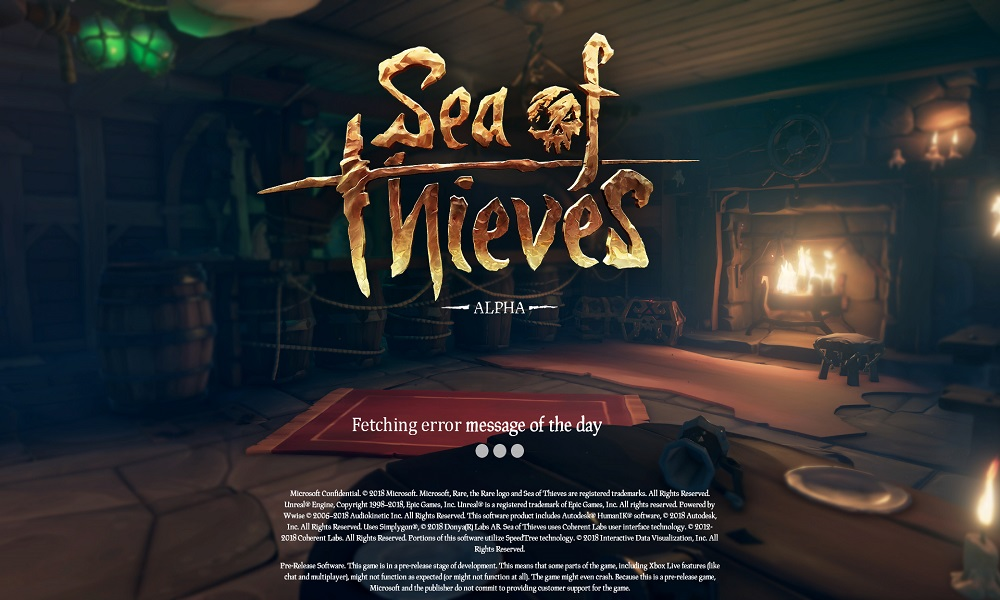 Sea of Thieves Stuck on Loading Screen - How to Fix?