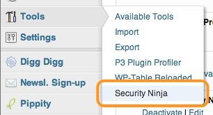 Säkerhets ninja